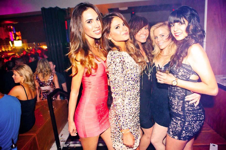Hyde Bellagio Bachelorette Parties