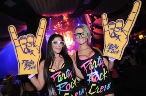 Party Rock at Monday Marquee.