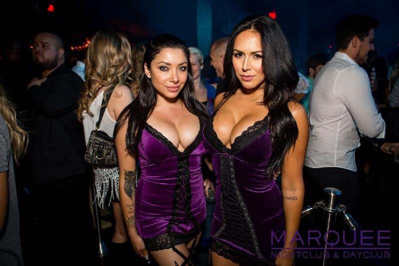 Marquee Las Vegas Waitresses