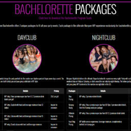 bachelorette-packages