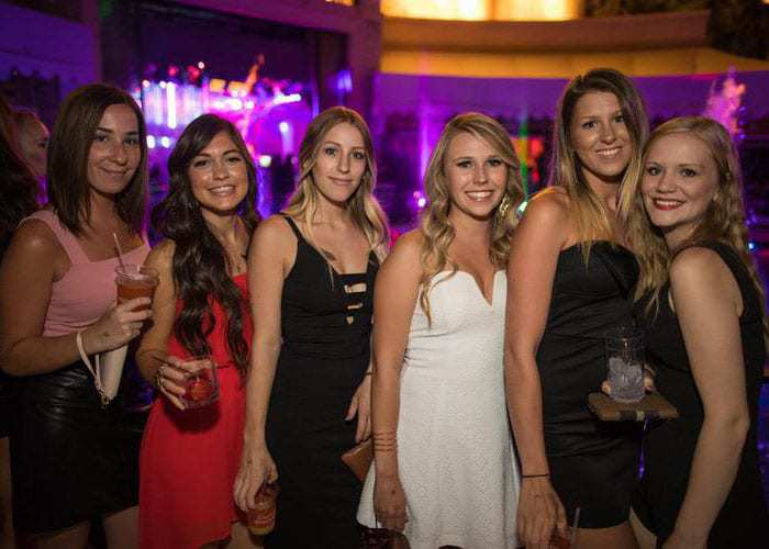 Intrigue Guest List Girls