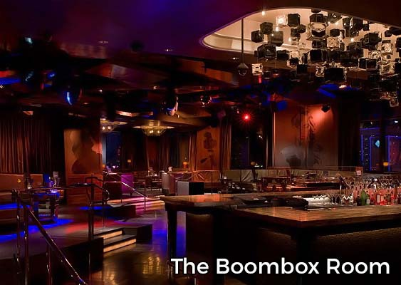 Marquee Boombox Room