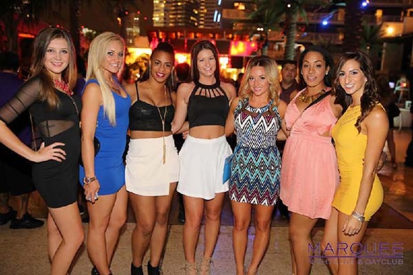 Marquee Las Vegas Guest List Girls