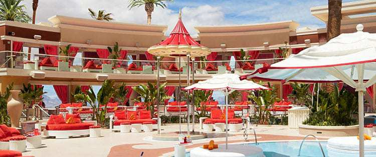 Surrender: Encore Beach Club Pool Party