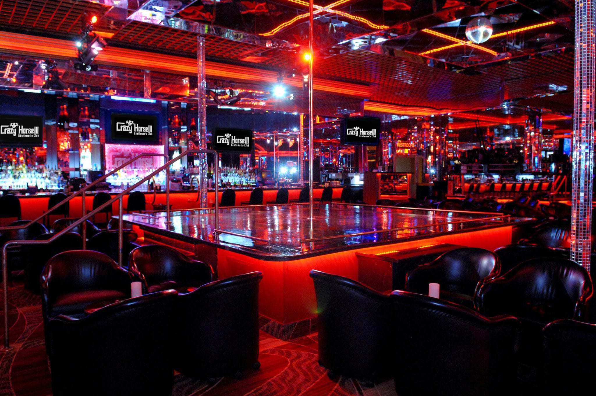 La bares strip club