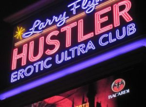 Larry Flynt's Hustler Strip Club Deals