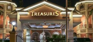Treasures Las Vegas Strip Club