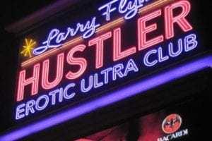 Hustler Las Vegas Bottle Service