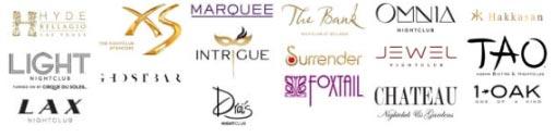 Vegas-Nightclubs-Logos