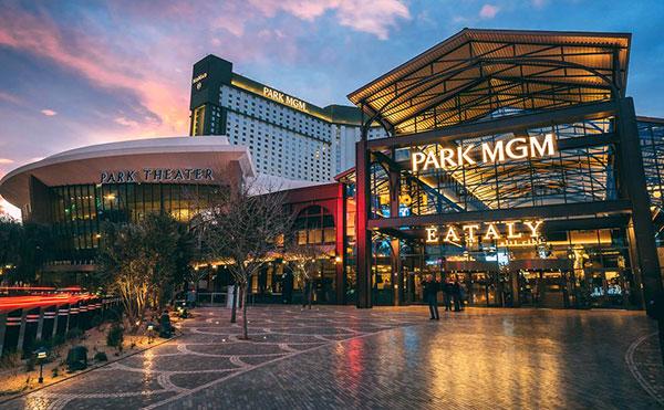 Park MGM Las Vegas Nightclub