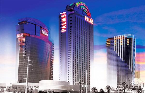 Kaos Vegas Location