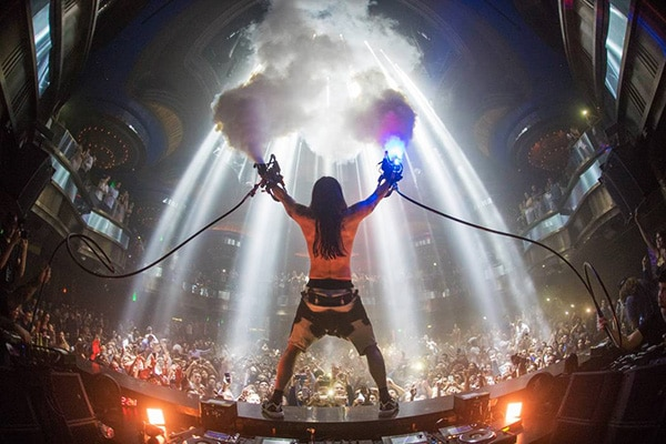 Omnia Nightclub Vegas