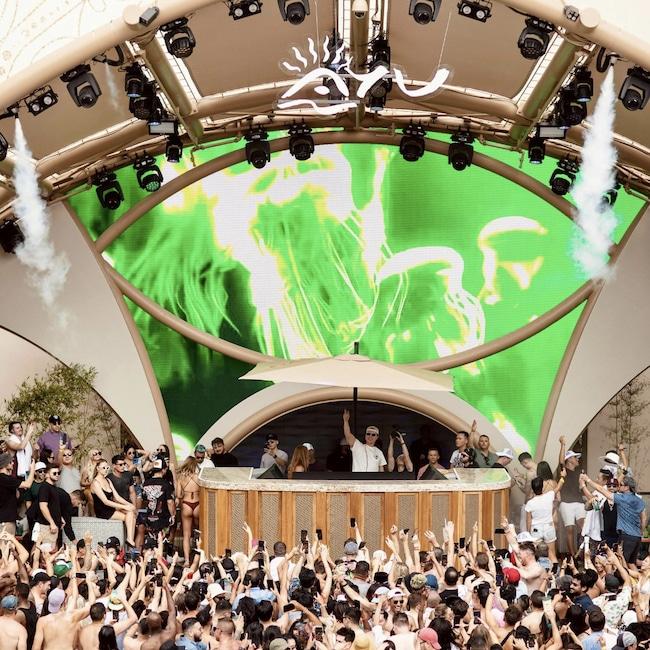 AYU Dayclub Resorts World Las Vegas