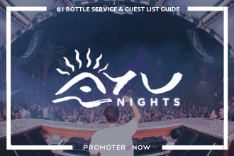 AYU Nights Vegas Bottle Service