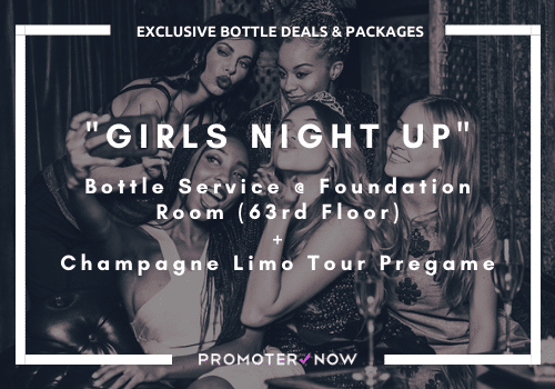 Bachelorette Specials Las Vegas Clubs