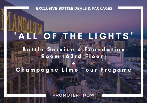Bottle Packages Las Vegas 2022