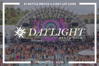 Daylight Beach Club Vegas Bottle Service Guide