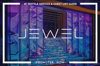 Jewel Vegas Bottle Service Guide