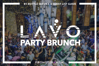 Lavo Brunch Vegas Bottle Service Guide