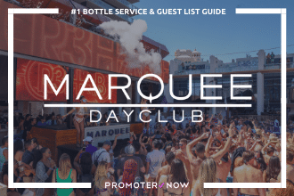 Marquee Dayclub Vegas Bottle Service Guide