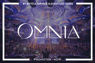 Omnia Vegas Bottle Service Guide