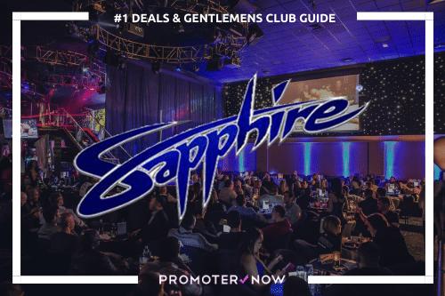 Sapphire Strip Club Vegas Guide