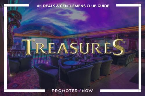 Treasures Strip Club Vegas Guide