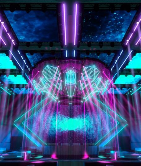 Zouk Nightclub Vegas